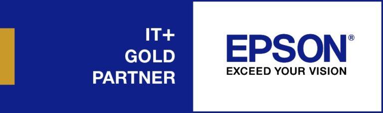 Epson Gold Partner logo